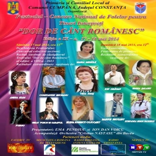 Festivalul- Concurs National de Folclor pentru Tinerii Interpre?i