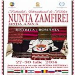 Festivalul International de Folclor Nunta Zamfirei
