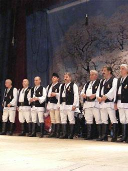 Grupul Stejarul din Danes