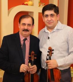 Nicolae si Corneliu Botgros