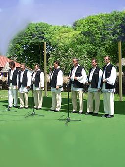 Grupul Vocal Barbatesc