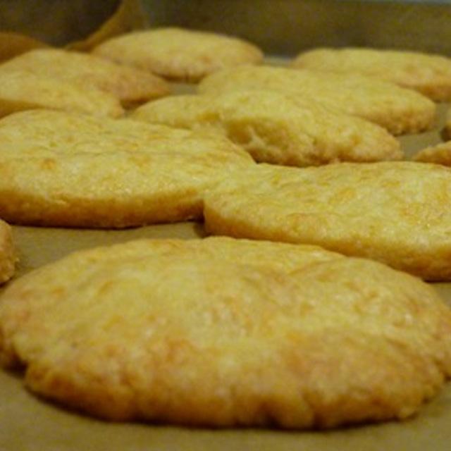 Biscuiti cu cascaval