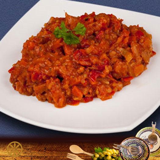 Ghiveci de legume traditional