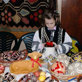 Traditii si obiceiuri de Paste din Oltenia-Muntenia