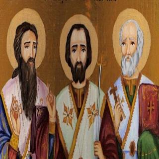 Vasile, Grigore si Ioan