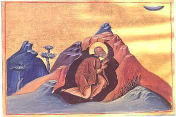 7 Martie sau pomenirea Cuviosului parinte Pavel cel simplu, ucenicul sfantului Antonie cel Mare.